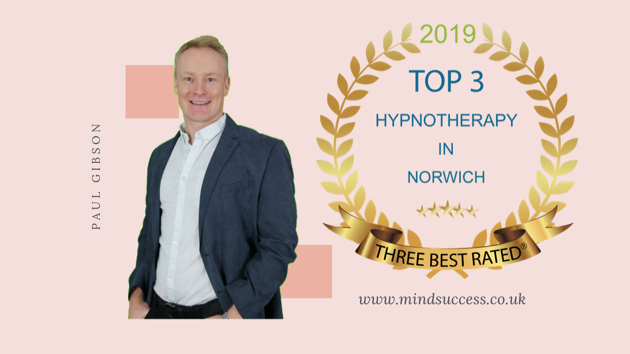 Paul Gibson | Mind Success - Hypnotherapy London & Norwich
